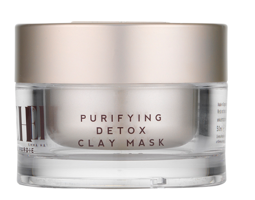 Emma Hardie Purifying Pink Clay Detox Mask With Dual-Action Cleansing Cloth - 50ml