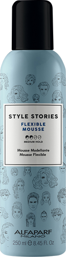 Alfaparf Style Stories Flexible Mousse