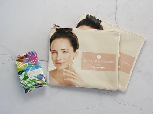 Panasonic Cosmetic Pouch > Free Gift
