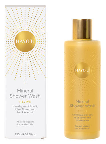 HAYO'U Mineral Shower Wash - Revive