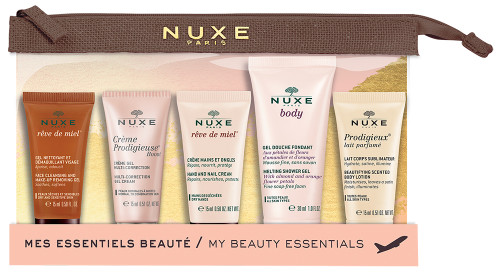 Nuxe Travel Kit