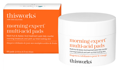 This Works Morning Expert Multi-Acid Pads 60 pads