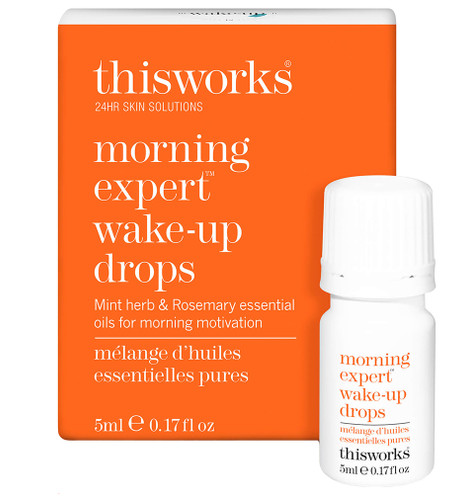 This Works Morning Expert Wake-Up Drops - 5ml