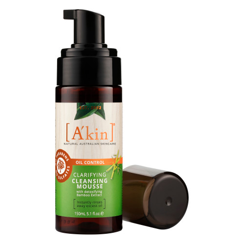A'kin Oil Control Clarifying Cleansing Mousse