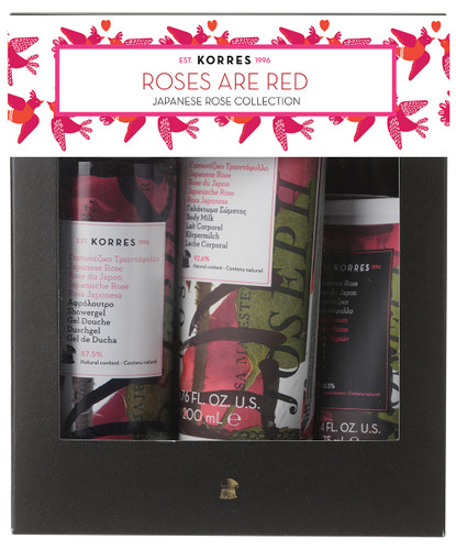Korres Roses are Red Collection