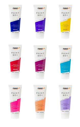 Fudge Paintbox Extreme Colours