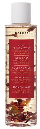 Korres Wild Rose Vitamin C Cleansing Oil