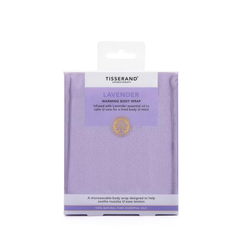 Tisserand Lavender Warming Body Wrap