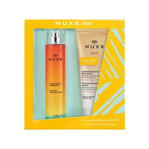 Nuxe Sun Fragrance + Free After Sun Shampoo