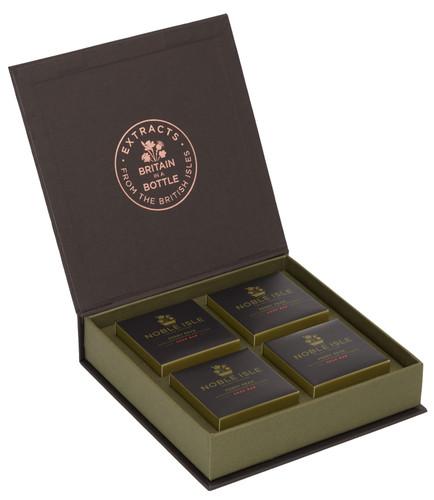 Noble Isle Perry Pear Soap Bar Gift Box- 4 x 50g