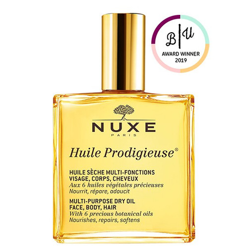 Nuxe Huile Prodigieuse Travel Multi Usage Dry Oil - 50ml