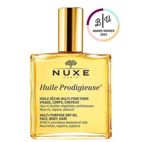 Nuxe Huile Prodigieuse Travel Multi Usage Dry Oil - 50ml