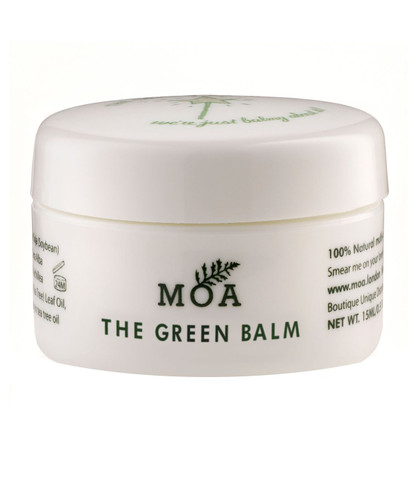 MOA The Green Balm Travel - 15ml
