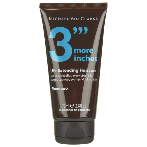 3 More Inches Travel Shampoo - 75ml