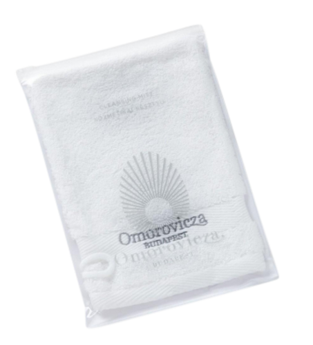Omorovicza Cleansing Mitt Trio