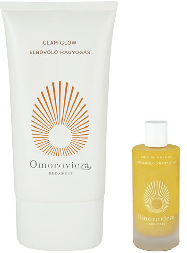 Omorovicza Limited Edition Glam Glow + Shimmer Oil