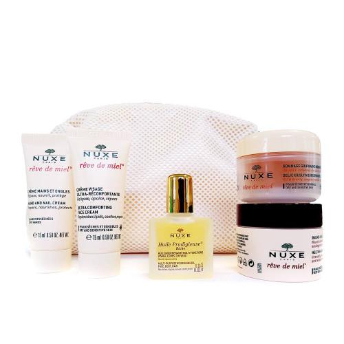 Nuxe Reve de Miel Pouch > Free Gift