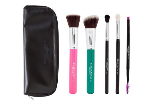 Blank Canvas 5 Piece Starter Kit with Travel Case