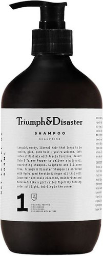 Triumph & Disaster Shampoo  - 500ml