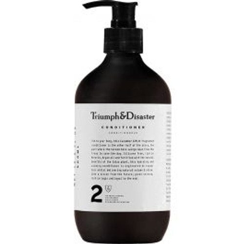 Triumph & Disaster Conditioner - 500ml