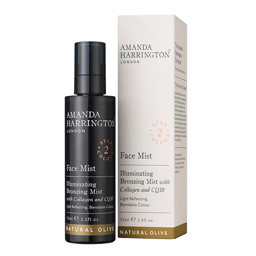 Amanda Harrington Face Mist (Natural Olive)