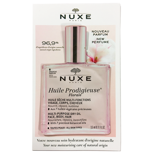 SAMPLE - Nuxe Huile Prodigieuse Florale 3.5ml