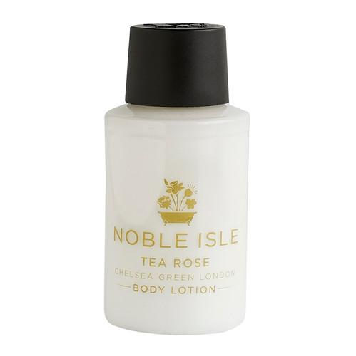 SAMPLE - Noble Isle Tea Rose Body Lotion