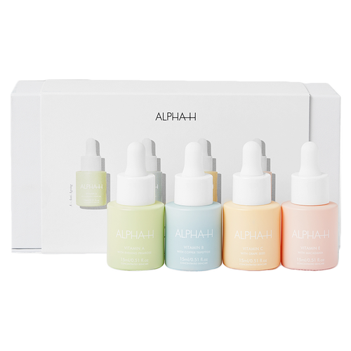 Alpha H Vitamin Serum Kit