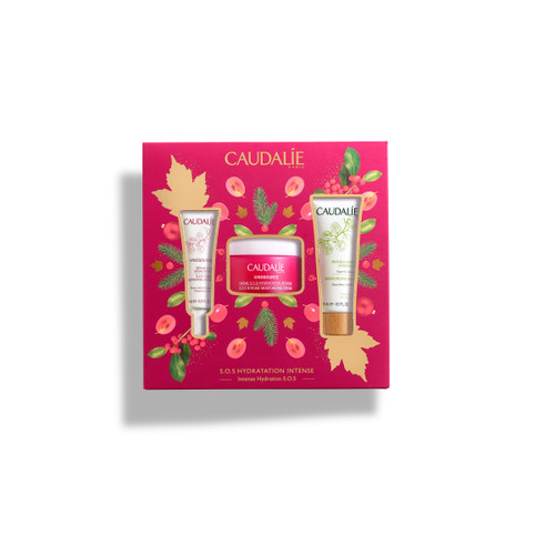 Caudalie Vinosource SOS Cream Set - Intense Hydration S.O.S
