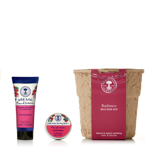 Neal's Yard Remedies Radiance Wild Rose Duo
