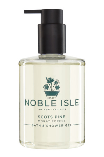 Noble Isle Scots Pine Bath & Shower Gel