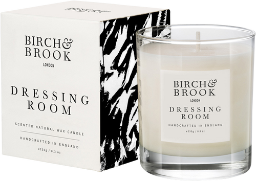Birch & Brook Dressing Room Candle