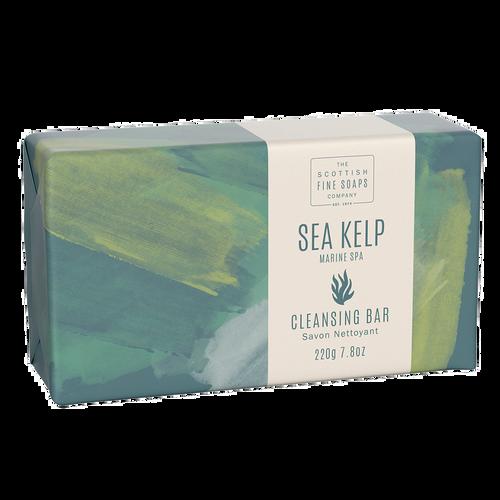 Scottish Fine Soaps Sea Kelp Marine Spa Cleansing Bar