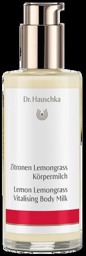 Dr. Hauschka Lemon Lemongrass Vitalising Body Milk