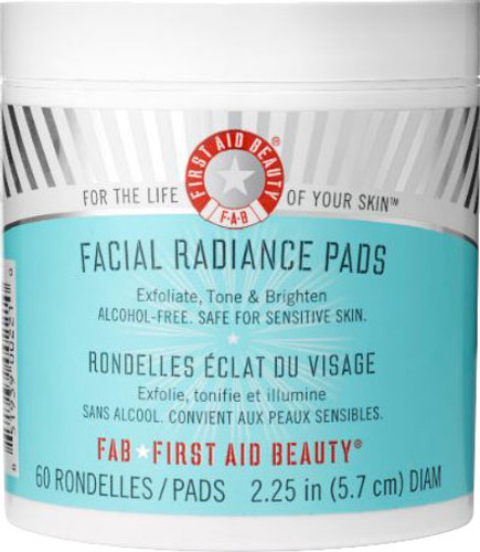 First Aid Beauty Facial Radiance Pads - 60 Pads