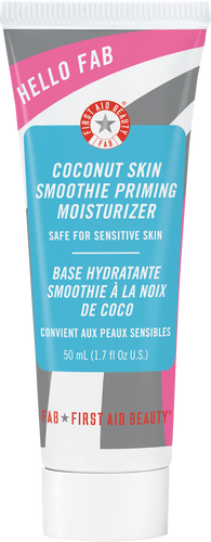 First Aid Beauty Hello FAB Coconut Skin Smoothie Priming Moisturizer - 50g