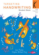 Targeting Handwriting NSW Year K Student Book