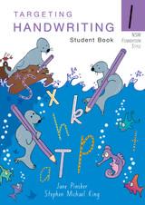Targeting Handwriting NSW Year 1 Student Book