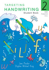 Targeting Handwriting NSW Year 2 Student Book