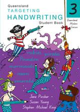 Targeting Handwriting QLD Year 3 Student Book