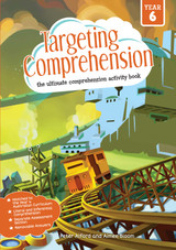 Targeting Comprehension Activity Books Year 6