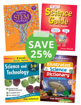 Science Book Pack Year 5