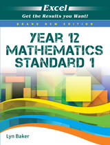 Excel Year 12 Mathematics Standard 1 Study Guide