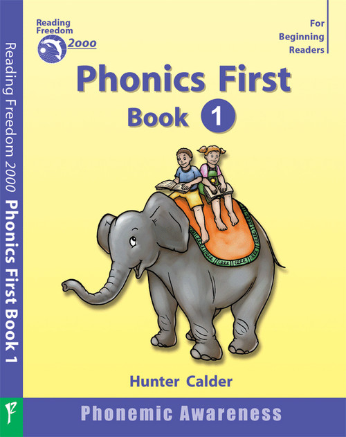 Reading Freedom - Phonics First Book 1