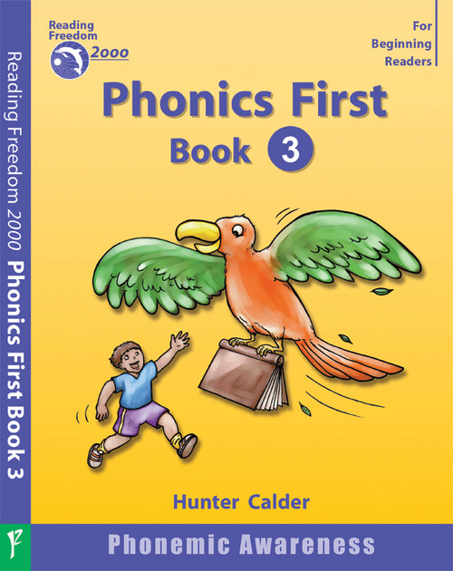 Reading Freedom - Phonics First Book 3