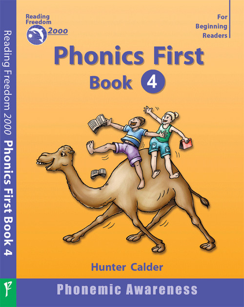 Reading Freedom - Phonics First Book 4