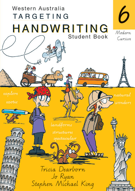 Targeting Handwriting WA Year 6 Student Book