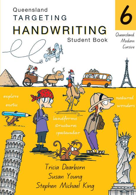 Targeting Handwriting QLD Year 6 Student Book