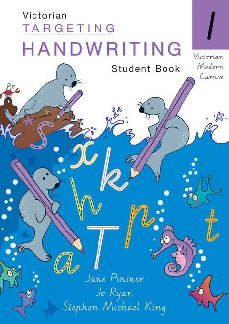 Targeting Handwriting VIC Year 1 Student Book