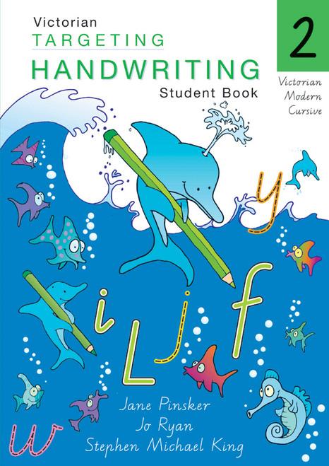 Targeting Handwriting VIC Year 2 Student Book